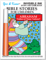 Invisible Ink: Bible Stories - Abraham
