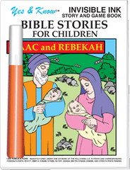 Invisible Ink: Bible Stories - Isaac & Rebekah