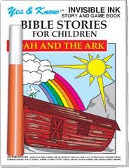 Invisible Ink: Bible Stories - Noah and the Ark