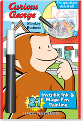 2in1: Curious George™ - Monkey Business