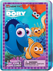 Magnetic Fun<small><sup>®</sup></small> Tin: Disney•Pixar Finding Dory