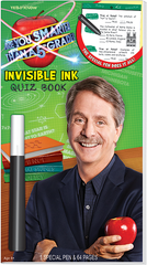 Invisible Ink: Are You Smarter Than A 5th Grader?