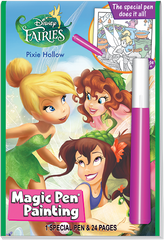 Magic Pen® Painting: Disney Fairies - Pixie Hollow