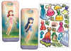 Magnetic Fun<small><sup>®</sup></small> Mini Tin: Disney Fairies - Rosetta &amp; Silvermist