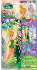 Magnetic Fun® Mini Tin: Disney Fairies - Tinker Bell & Periwinkle
