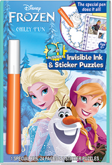 "2in1: Disney Frozen ""Chilly Fun"""