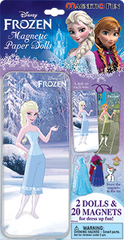 Magnetic Fun® Mini Tin: Disney's Frozen