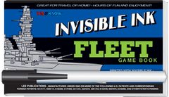 Invisible Ink: Yes &amp; Know<small><sup>®</sup></small> Game Book &quot;Fleet&quot;
