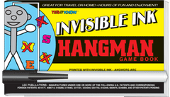 Invisible Ink: Yes &amp; Know<small><sup>®</sup></small> Game Book - Hangman