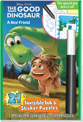 2in1: Disney•Pixar The Good Dinosaur - A New Friend