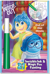 "2in1: Disney/Pixar - Inside Out ""Out of Our Minds"""