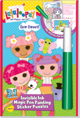 3in1: Lalaloopsy™ Book 2