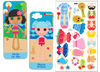 Magnetic Fun<small><sup>®</sup></small> Mini Tin: Lalaloopsy™ Set 5