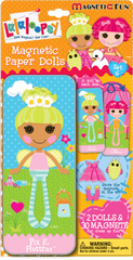 Magnetic Fun® Mini Tin: Lalaloopsy™ Set 6