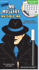 Invisible Ink: Yes & Know<small><sup>®</sup></small> Mr. Mystery - More