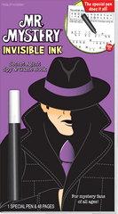 Invisible Ink: Yes & Know<small><sup>®</sup></small> Mr. Mystery