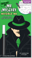 Invisible Ink: Yes & Know® Mr. Mystery - Return of