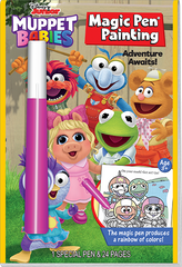 Magic Pen® Painting: Disney Jr. Muppet Babies - Adventure Awaits!