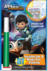 "2in1: Disney Jr. - Miles from Tomorrowland ""Ready For Adventure"""
