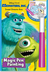 "Magic Pen® Painting: Disney/Pixar - Monsters Inc. ""Sweet Dreams Boo"""