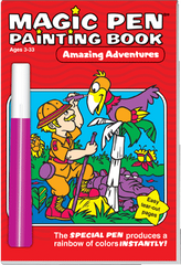 Magic Pen<small><sup>®</sup></small> Painting: Amazing Adventures