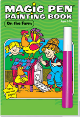 Magic Pen<small><sup>®</sup></small> Painting: On The Farm