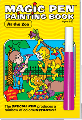 Magic Pen® Painting: At The Zoo