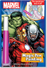 Magic Pen® Painting: Marvel Super Heroes™ - Heroic Adventures