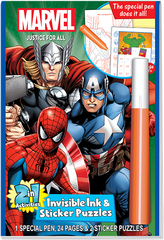 2in1: Marvel Super Heroes™ - Justice For All