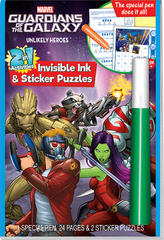 "2in1: Marvel Guardians of the Galaxy ""Unlikely Heroes"""