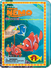 Magnetic Fun<small><sup>®</sup></small> Tin: Disney•Pixar - Finding Nemo