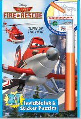 "2in1: Disney Planes Fire & Rescue ""Turn Up The Heat"""