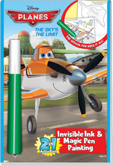 2in1: Disney Planes - The Sky's the Limit