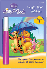 Magic Pen® Painting: Winnie the Pooh Book 1