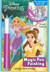 Magic Pen<small><sup>®</sup></small> Painting: Disney Princess Friends &quot;Royal Friends&quot;