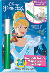 2in1: Disney Princess Cinderella - Believe in Yourself