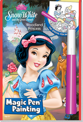 Magic Pen® Painting: Disney Princess Snow White - Woodland Princess