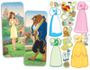Magnetic Fun<small><sup>®</sup></small> Mini Tin: Disney Princess -Beauty &amp; the Beast