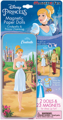Magnetic Fun® Mini Tin: Disney Princess - Cinderella