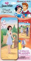 Magnetic Fun® Mini Tin: Disney Princess - Snow White