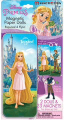 Magnetic Fun® Mini Tin: Disney Princess - Tangled