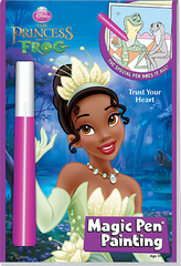 Magic Pen® Painting: Disney Princess Princess & the Frog - Trust Your Heart