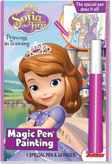 Magic Pen<small><sup>®</sup></small> Painting: Disney Jr. Sofia The First - Princess in Training