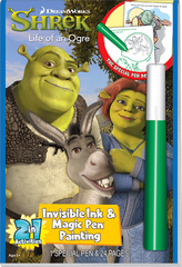 2in1: DreamWorks Shrek - Life of an Ogre