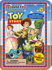 Magnetic Fun<small><sup>®</sup></small> Tin: Disney/Pixar - Toy Story