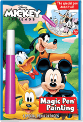 Magic Pen<small><sup>®</sup></small> Painting: Mickey Mouse - Mickey & Friends