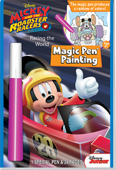 Magic Pen® Painting: Mickey Mouse - Roadster Racers