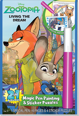 "2in1: Disney - Zootopia ""Living the Dream"""