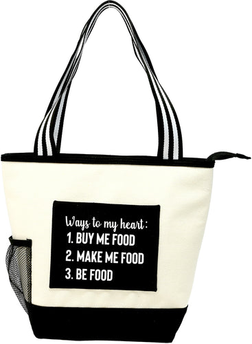 Ways to My Heart Tote
