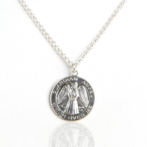 Watch Over Me Charm Necklace